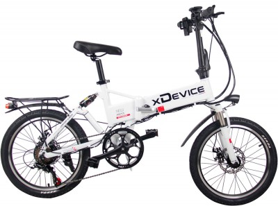Электровелосипед xDevice xBicycle 20